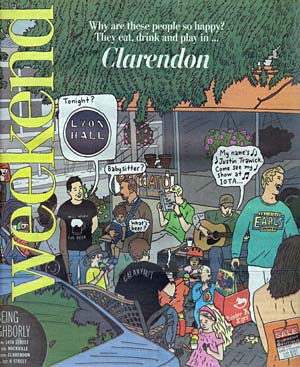 Washington Post Weekend Guide: Clarendon