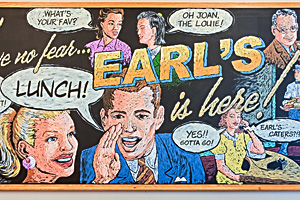 Read the terrific reviews about Earl's Sandwiches